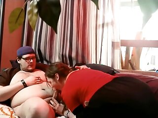Wed Cums in For Untimely Morning Prayer and Creampie