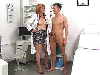 Sperm Infirmary - Profane Grown up Slut Nurse Stefania
