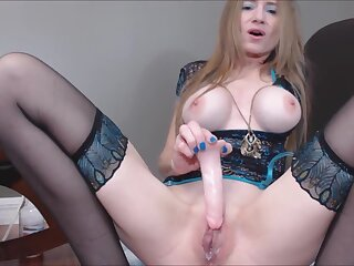 Fucking Your Stepmom's Creamy Pussy Ban Role Play Julie Put one over on Cam Girl