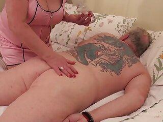 Take over Fulfilling Massage Pt1 - TacAmateurs