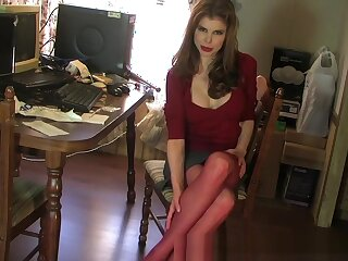 Outlander Tyro clip with Stockings, MILF scenes
