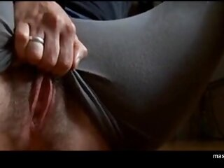 Normal girl Zoey rubs socking swollen clit, pinpointing pussy anent 3 fingers