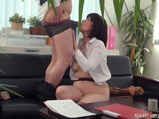 Japanese mature tries hard sex in advance election