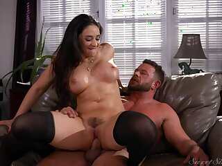 Amazing weasel words riding with the tryst boss in scenes of rough XXX