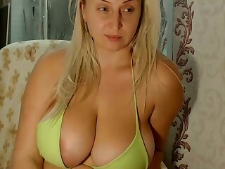 I think I am all over love and all over delight be expeditious for this beautiful busty webcam model