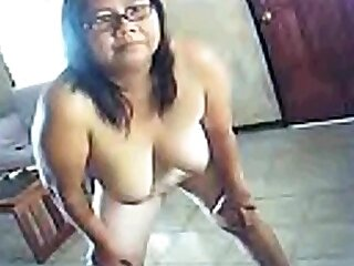 Chunky Filipina